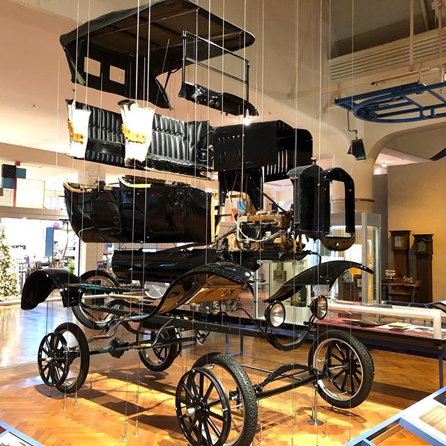 Experiencing the Henry Ford today. A history of American innovation! #wkbnch